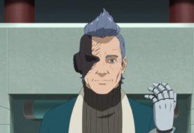 Boruto passa por momento tenso com Ao no anime
