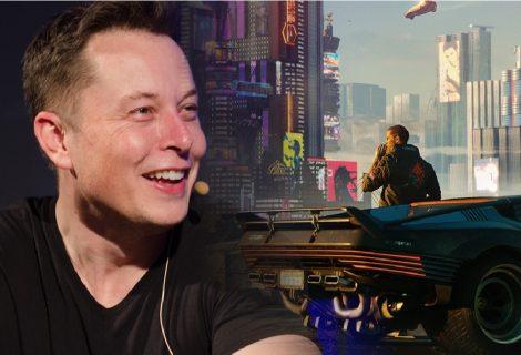 Cyberpunk 2077: Elon Musk tira sarro de atualização do game