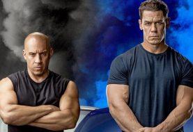 John Cena diz que valerá a pena voltar aos cinemas para ver Velozes e Furiosos 9