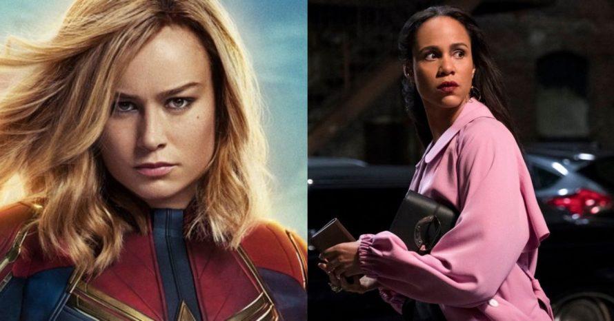 Capitã Marvel 2: Zawe Ashton é escalada para viver vilã do filme