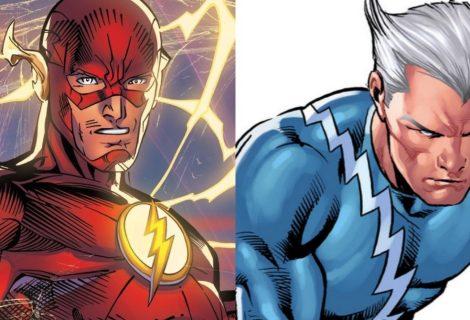 Flash vs Mercúrio: quem é mais rápido? HQ crossover tem a resposta