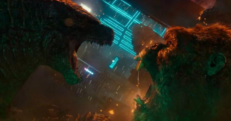 Godzilla vs Kong: propagandas de TV revelam cenas inéditas do filme; assista