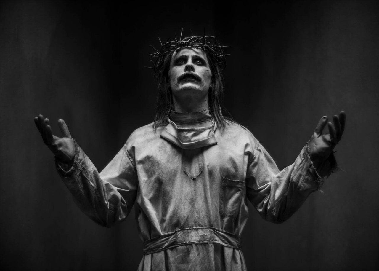 Liga da Justiça-Coringa Snyder Cut Jesus Cristo