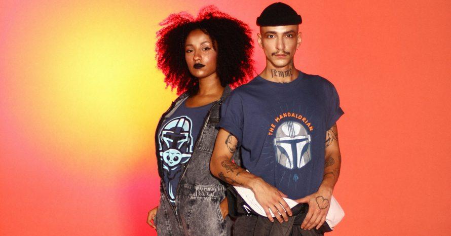 The Mandalorian ganha estampas em nova coleção de marca brasileira de camisetas
