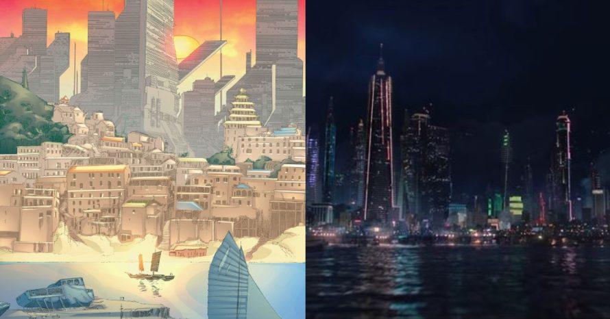 Madripoor: conheça a cidade vista no trailer de Falcão e o Soldado Invernal
