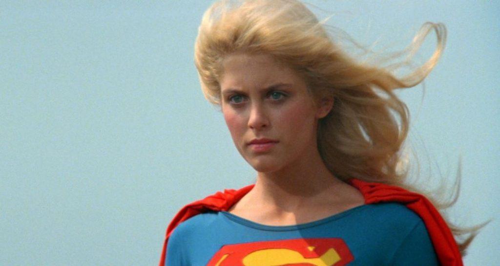 Marvel e DC-piores filmes Supergirl