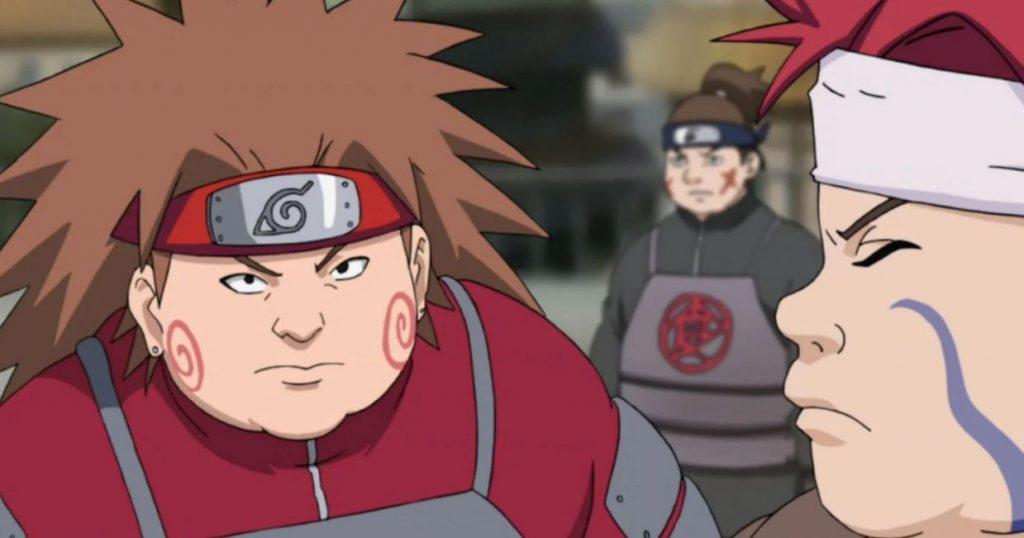 Naruto-Choji