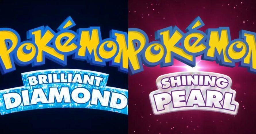 Pokémon confirma remake de Diamond e Pearl e traz mais novidades