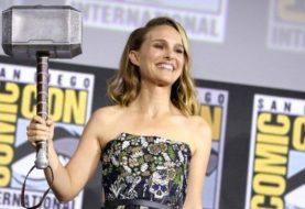 Thor 4: nova imagem do set revela chegada de Natalie Portman