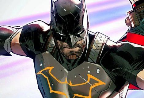 Batman: HQ de Future State explica como Bruce Wayne sobreviveu