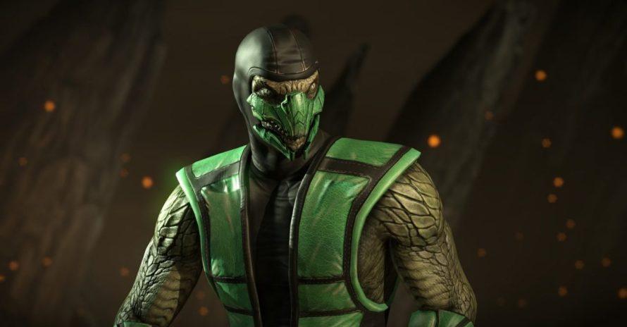 Mortal Kombat: Reptile pode ter aparecido no trailer e você nem reparou