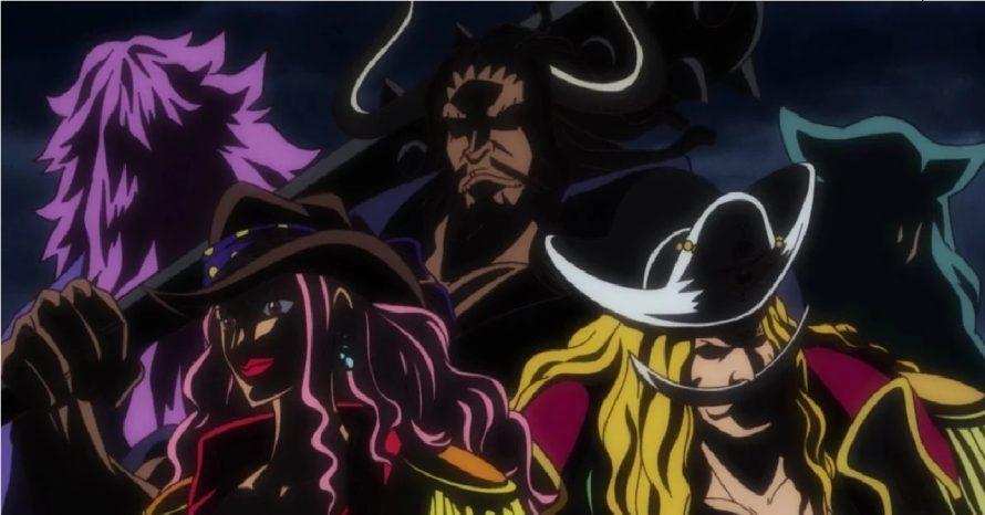 One Piece: tripulação lendária do passado aparece no anime