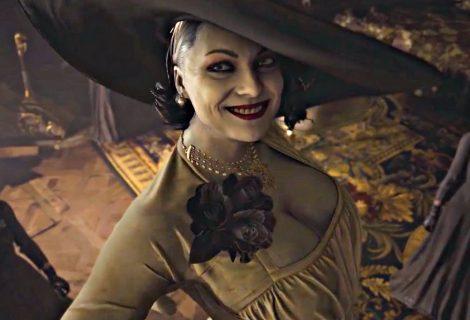 Resident Evil Village revela a altura da vilã Lady Dimitrescu