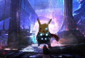 Thor: Love and Thunder pode ter referência a Pokémon em fotos do set