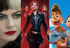Cruella e Luca, nova animação da Pixar, também serão lançados no Disney+