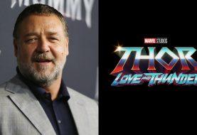Russell Crowe está no elenco de Thor: Love and Thunder; papel ainda é segredo