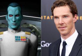 Benedict Cumberbatch explica por que não toparia o papel de Almirante Thrawn