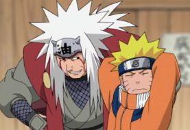 O único erro do mestre Jiraiya com Naruto Uzumaki