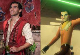 Star Wars: ator de Aladdin faz referência a Ezra Bridger, de Rebels