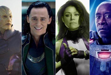 Todas as 12 séries de TV já anunciadas para as Fases 4 e 5 do Universo Marvel