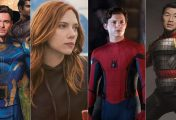 Todos os 13 filmes das Fases 4 e 5 do Universo Marvel - com as novas datas