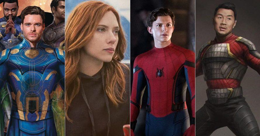 Todos os 13 filmes das Fases 4 e 5 do Universo Marvel – com as novas datas