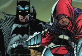 Nada de Robin! Batman tem outro parceiro em nova série