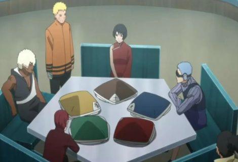Boruto: reunião dos Kage é convocada para decidir o destino de Kawaki