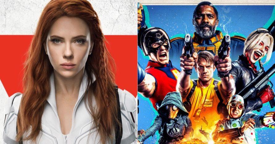 Todos os próximos filmes da Marvel e da DC – com as datas atualizadas!