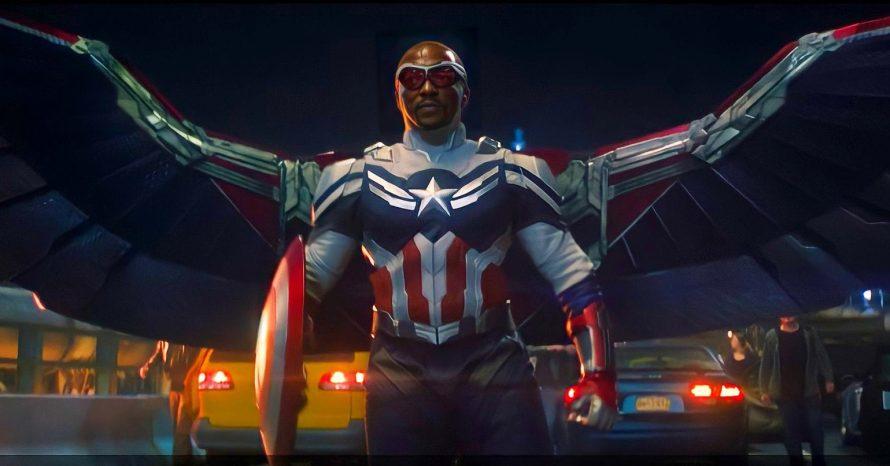 Vídeo: fã cria par de asas funcional como as do Capitão América de Sam Wilson