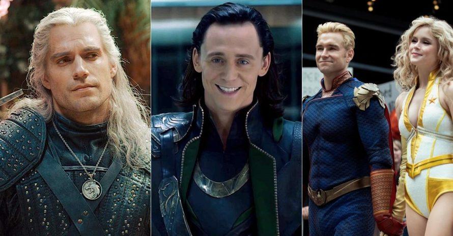 As séries mais aguardadas para 2021 e as respectivas datas de estreia