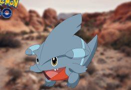 Pokémon Go: Gible é anunciado para o Dia Comunitário e treinadores surtam na web