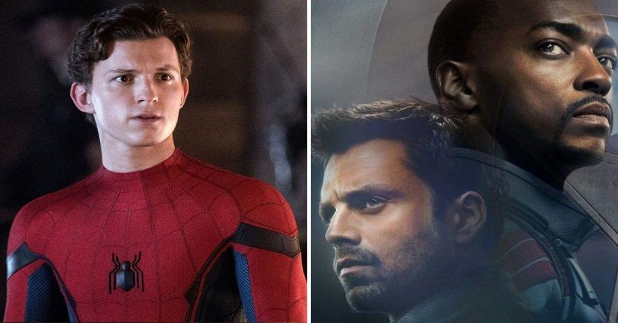 Kevin Feige não permitiu Homem-Aranha em Falcão e o Soldado Invernal