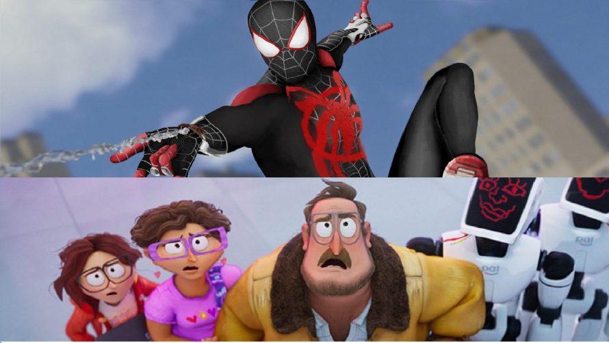 Homem-Aranha quase apareceu em A Família Mitchell e a Revolta das Máquinas