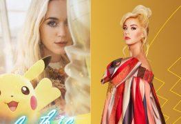 Detetive? Fã descobre que Katy Perry vai lançar uma música sobre Pokémon