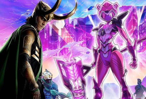 Fortnite tem referência a Loki e possível skin do Deus da Trapaça