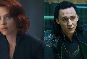 Marvel divulga teasers de Loki e Viúva Negra durante premiação da MTV; veja