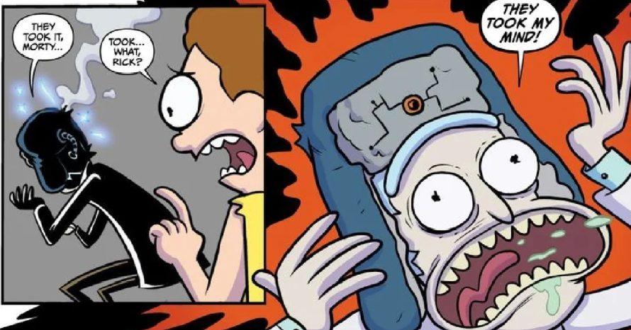 SPOILER! Rick & Morty recria enredo do pior episódio de Star Trek