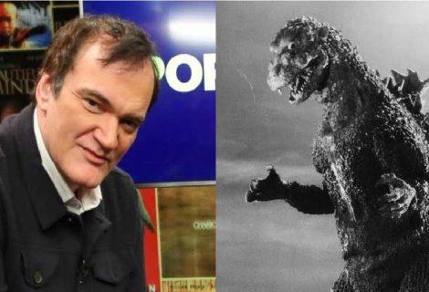 E se Quentin Tarantino dirigisse um filme do Godzilla?