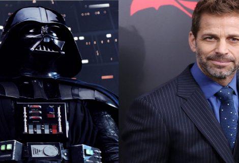 Zack Snyder diz querer dirigir Star Wars, mas não sabe se dá conta