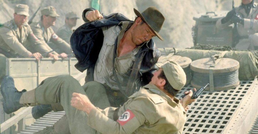 Indiana Jones 5: vídeo do set confirma retorno dos nazistas como vilões