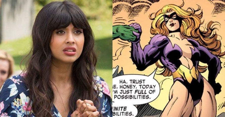 Mulher-Hulk escala atriz de The Good Place como vilã da série