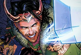 A vez em que Loki foi digno de erguer o Mjolnir (e deu uma surra no Thor)