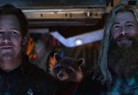 Thor 4: Chris Hemsworth mostra prévia de visual de Peter Quill