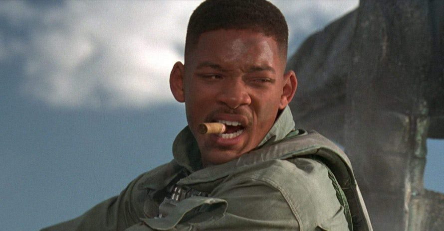 Independence Day quase não teve Will Smith por questões raciais