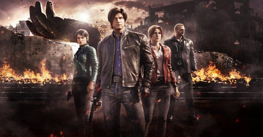 Já maratonou? Entenda o final do anime Resident Evil: No Escuro Absoluto