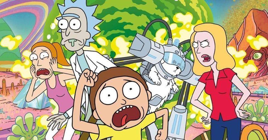 Rick & Morty ganha especial de Halloween em estilo anime e dublagem em japonês
